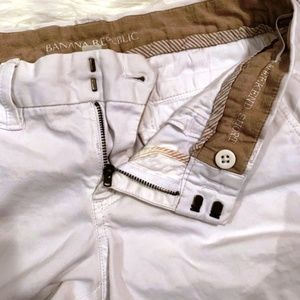 Banana Republic Shorts - Banana Republic Weekend White Shorts